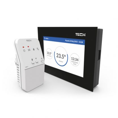 Internetnis termostatas Eu-283 WiFi