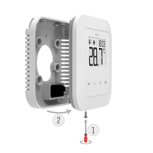 Patalpos termostatas 295v3