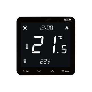 Laidinis potinkinis patalpos termostatas EU297v3
