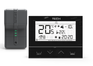 EU-292v2 bevielis termostatas