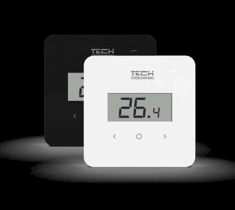 Bevielis patalpos termostatas R-8B plus
