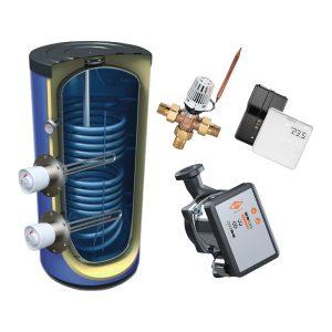 Elektrinio šildymo rinkinys