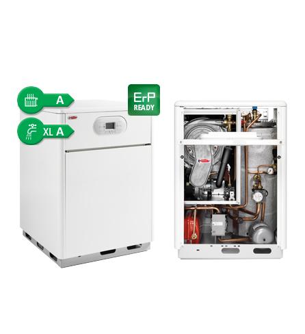 Gas condensing boiler Radiant R2KA/40