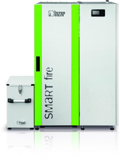 Granulinis katilas SmartFire 11 Compact