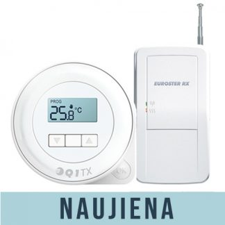 Bevielis patalpos termostatas Q1TX