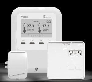 Opentherm termostatų rinkinys