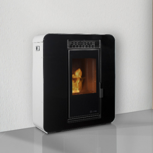 Ducted pelletstove Bolonia