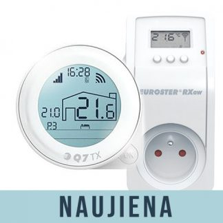 Bevielis patalpos termostatas Eq7