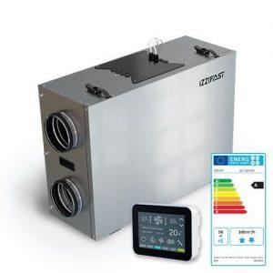 IzziFast 300 rekuperacinė sistema