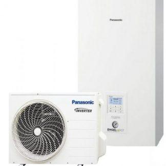 Šilumos siurbliai Panasonic T-CAP