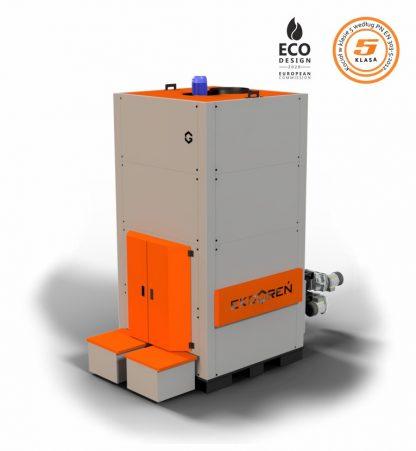 Biomasės automatiniai katilai Multifuel