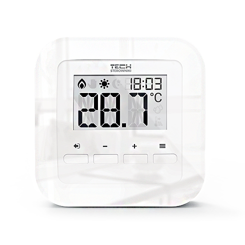 Patalpos termostatas R-9