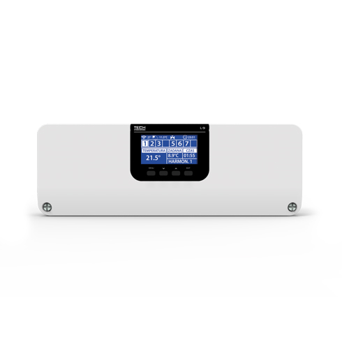 Grindinio šildymo konsolė EU-L-9