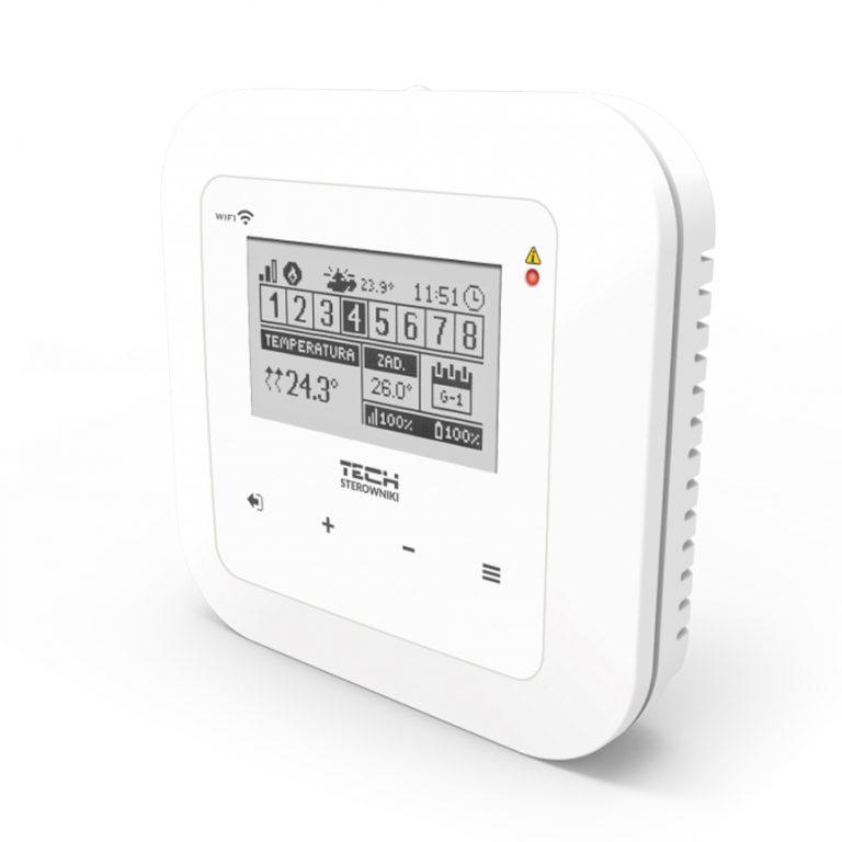radiatorių valdiklis WiFi8s mini